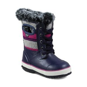 BOGS Kids Arcata Wool-lined Insulated Winter Boots